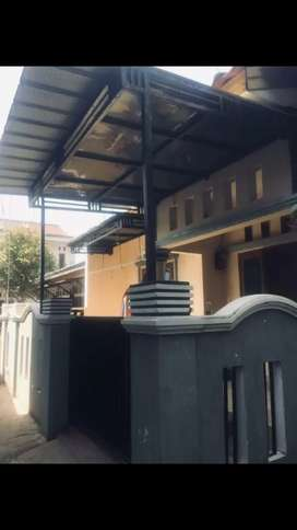 Di Jual Cepat  kontrakan 6 pintu+ Rumah di Kompas Tambun Selatan NEGO