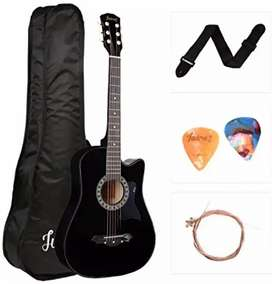 Not used seal packed guitar