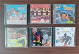 Audio CD, Tamil, Hindi, Telugu, Music CD, Rahman