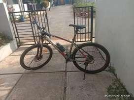 Sepeda united Miami 4.00 ukuran XL