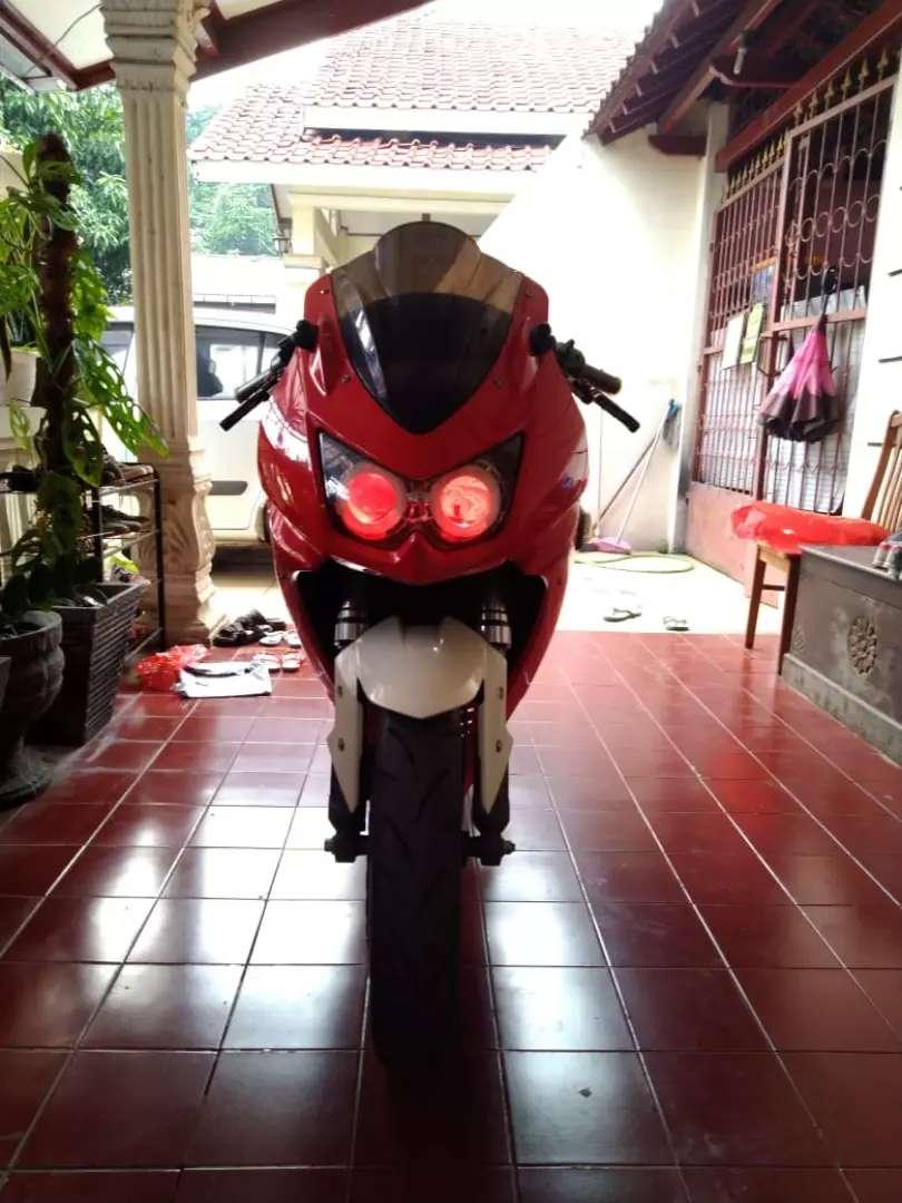 Ninja 250R Karbu 2010 0