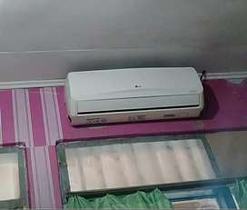 Jual Ac LG 1/2pk freon R410
