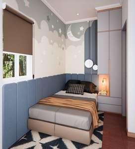 Jasa Design 3d Interior