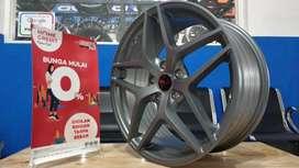 velg racing 18 bisa untuk mobil terios, crv, civic, rush