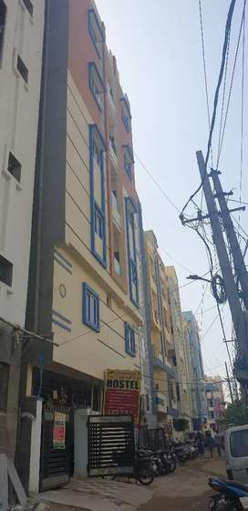 New constucted hostel