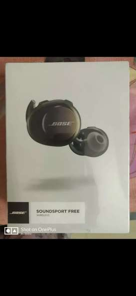 Bose original unsealed earplugs