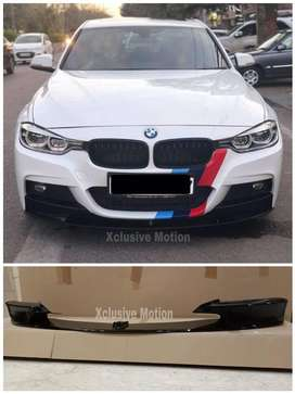 Bmw 3/ 5 series F30/ F10 front bumper lip