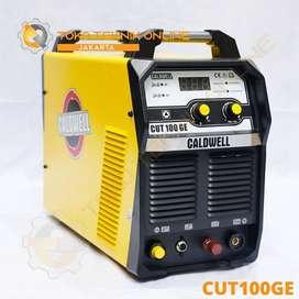 Mesin Plasma Cutting Inverter CUT 100GE Caldwell