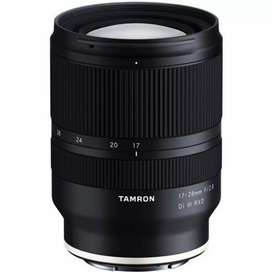 Tamron 17-28mm F2.8 Di III RXD Lens for Sony E Bisa kredit