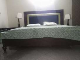 Luxury fully furnished one bed for rent civic center bahria town