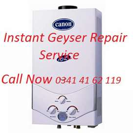 All Over Lahore instant geyser repairing service