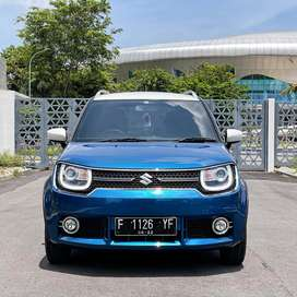 Suzuki Ignis 2017 Bensin
