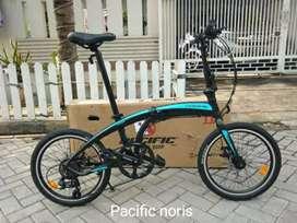 Kredit sepeda Pacific noris 3 cicilan ringan