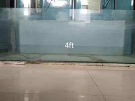 4 ft aquarium for sell