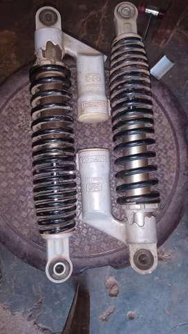 Nitrox shock absorber