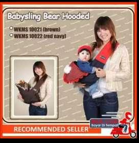 Gendongan baby merk mom's baby