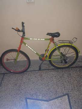 Cycle for sale old phonix frame all mater new sale price 12000