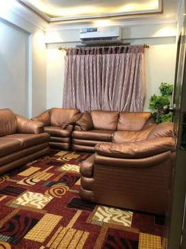 Brand new fully furnished studio flat for sale in Muslim Commercial