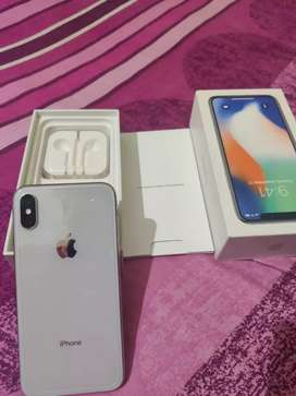 apple I phone X