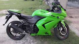 Kawasaki Ninja 250 at marvelous condition.