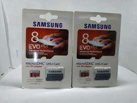 MICRO SD Samsung 8 GB/ mmc samsung