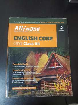 English book for sale