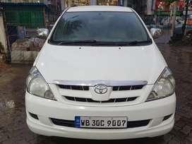 Toyota Innova 2.5 V 7 STR, 2007, Diesel