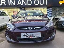 Hyundai Fluidic Verna 1.4 VTVT, 2012, Petrol