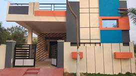 1250SFT - 2BHK Independent house in ECIL surroundings