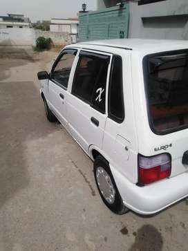 Good family used car  mehran 2005