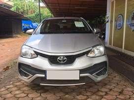 Toyota Etios GD SP*, 2017, Diesel