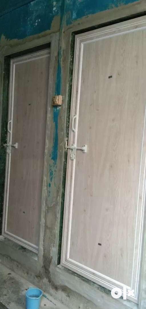 PVC door for toilet & bathroom 0