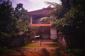Independant villa in 17 cents for immediate sale.