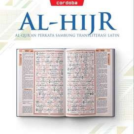 Al Qur'an terjemah perkata transliterasi latin perkata,Cordoba Al Hijr