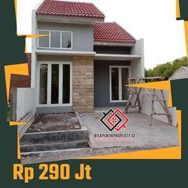 Rumah Ready Siap Huni Depan Kahuripan nirwana / Exit Tol Sidoarjo