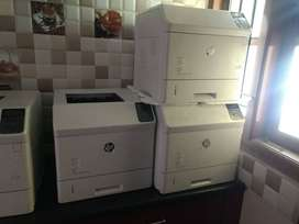 Open Box HP LaserJet Ent M605dn & M606dn Printers are for Sale Qty-49#