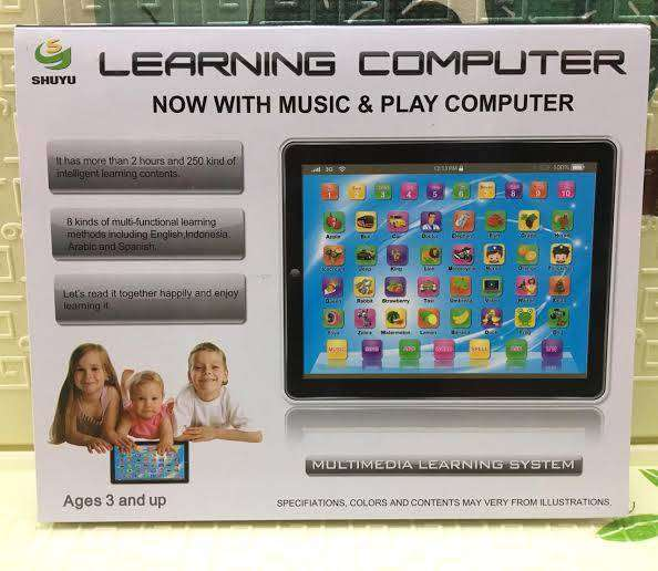 Uk imported Learning Computer Kids Tablet Toy iPad Educational learn 0