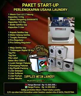 Paket Usaha Laundry Untuk Pemula