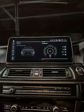 HEAD UNIT ANDROID 10.0 + WIRELESS APPLE CARPLAY FOR BMW F10 F48 E83