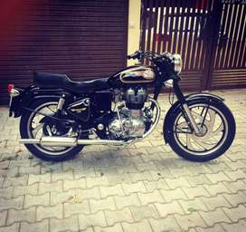 Bullet Standard 350cc in excellent condition Chandigarh number