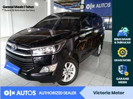 [OLX Autos] Toyota Innova 2.0 G MT Manual Bensin Hitam