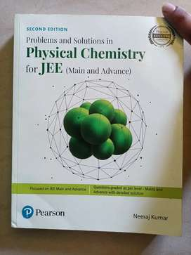 Problems and Solutions in Physical Chemistry for JEE Main and Advanced