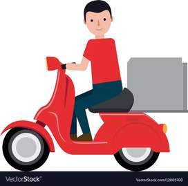 Delivery Courier Rider