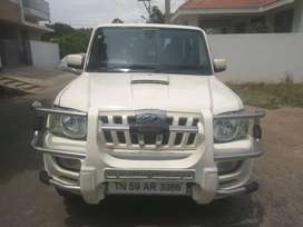 Mahindra Scorpio VLX BS III, 2010, Diesel