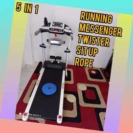 treadmill elektrik 5 fungsi excellent-78 electric