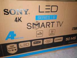 50inch 4k ultra android sony panel led with warranty