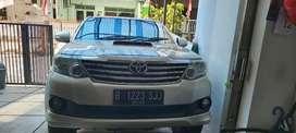 Toyota Fortuner MATIC 2013 G DIESEL
