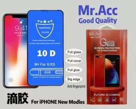 Tempered glass 10D iPhone 11 2019 best quality full cover full lem