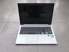 Laptop GAMING/DESAIN! Laptop Asus S551LN - Core i5 Gen 4
