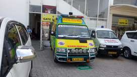 Icu ambulance  showroom conditions and service history available